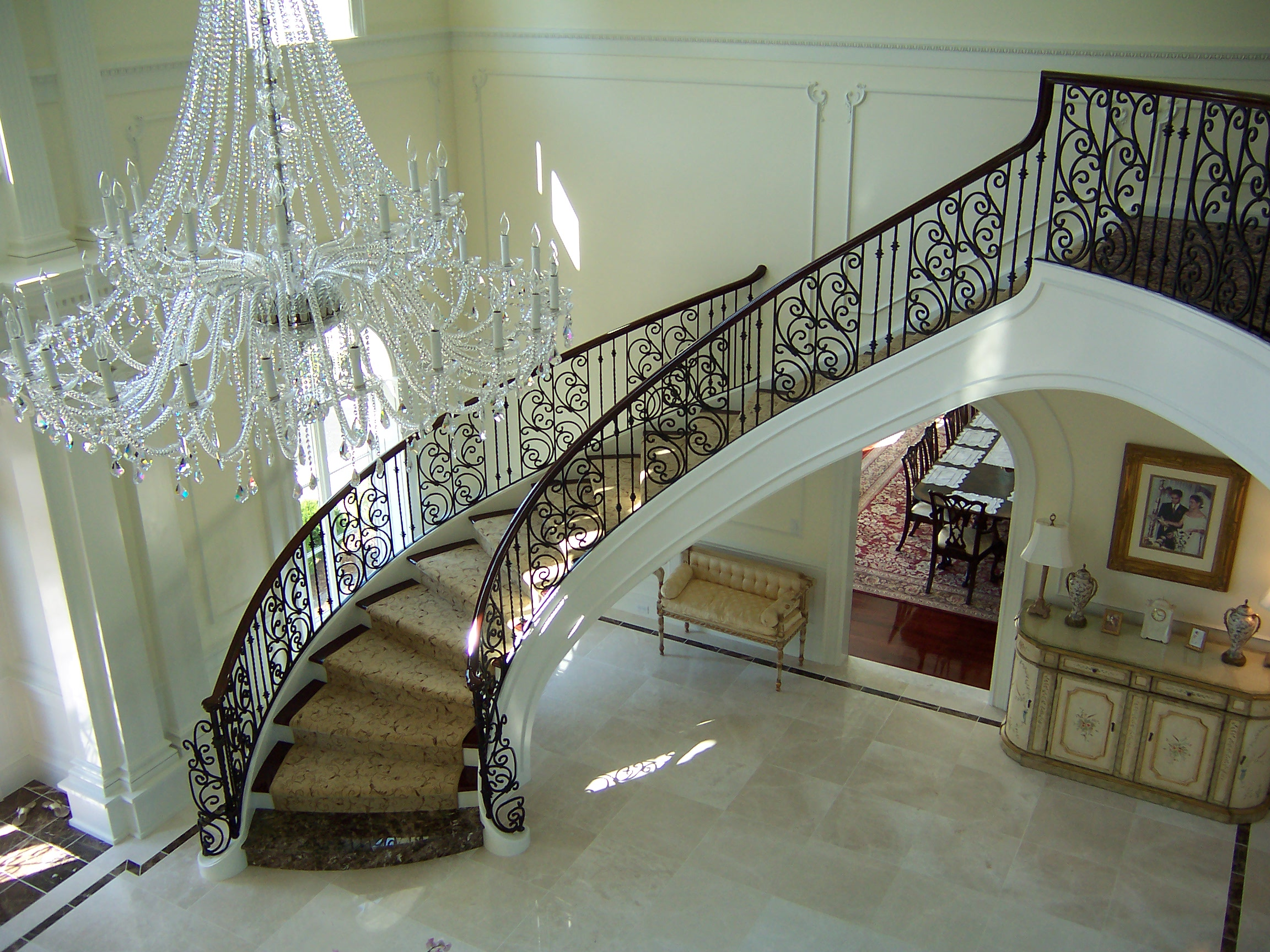 Ryan Ornamental Iron Home